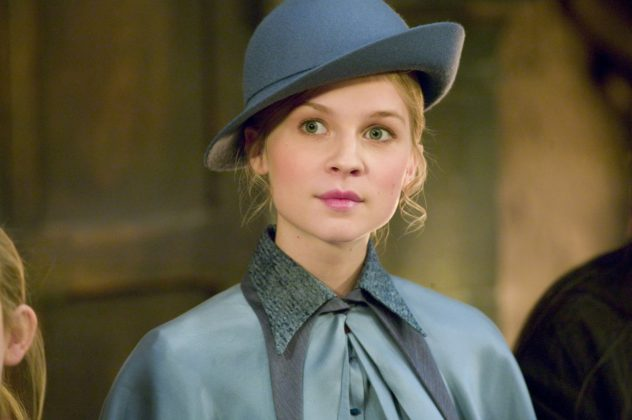 Hermione became seriously annoyed when boys at Hogwarts find Fleur Delacour beautiful. She is gorgeous—of course they'll find her attractive! No need to beauty shame her. (Photo: Release)