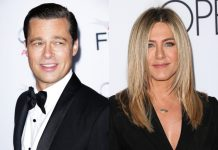 Brad Pitt's present for Jennifer Aniston is worth $79 million. (Photo: WENN)