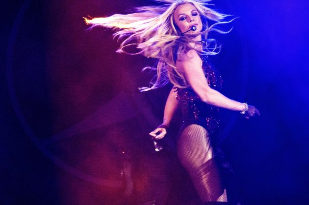 Britney Spears' live performances may have come to an end. (Photo: WENN)