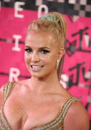 Shortly after her father's health issues, Britney Spears entered herself into a mental health institution. (Photo: WENN)