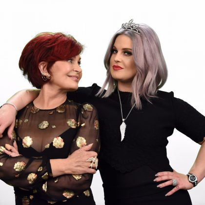 Hair queen and hair princess! (Photo: Instagram)