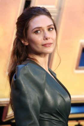 Despite her bad audition, Elizabeth Olsen has gone on to have a very successful careers as an actress. (Photo: WENN)