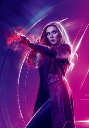 She played Scarlet Witch in the MCU. (Photo: Release)