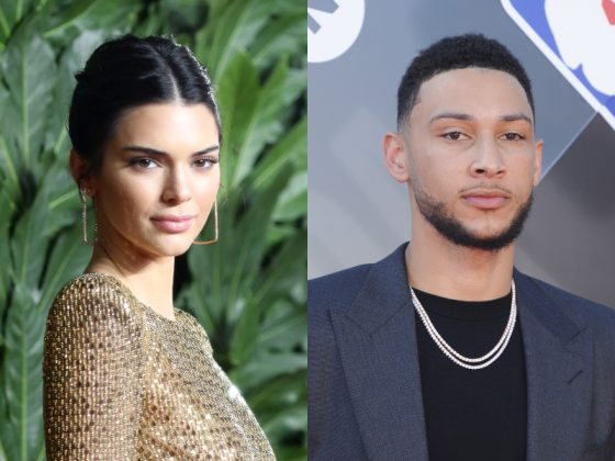Kendall Jenner and Ben Simmons have broken up. (Photo: WENN)
