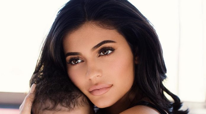 Kylie Jenner is coming up with the Kylie Baby line. (Photo: Instagram)