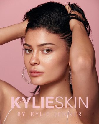 She recently launched Kylie Skin. (Photo: Instagram)