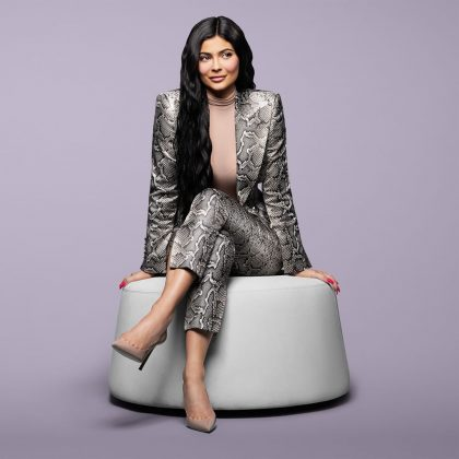 Forbes named Kylie the youngest self-made billionaire in March. (Photo: Instagram)