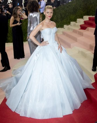 Zac Posen, however, never stated had anything to do with Cinderella. (Photo: WENN)