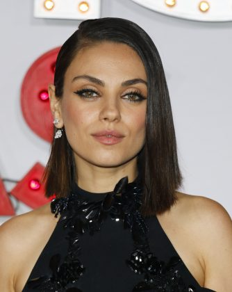 Mila Kunis has publicly defended her husband's first marriage. (Photo: WENN)