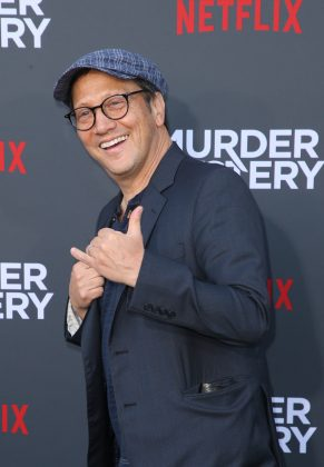 "Of vaccines, Rob Schneider said: ""You can't make people do procedures that they don't want. The parents have to be the ones who make the decisions for what's best for our kids."" (Photo: WENN)"