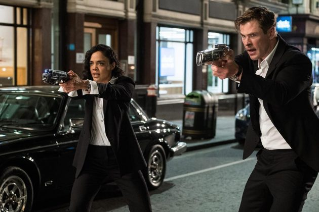 """He is also staring in the upcoming """"Men in Black: International"""" this summer. (Photo: Release)"""