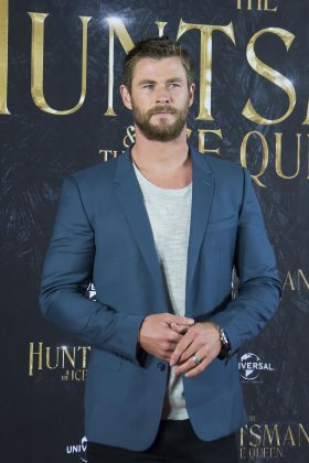 The actor is taking a year-long hiatus from Hollywood. (Photo: WENN)