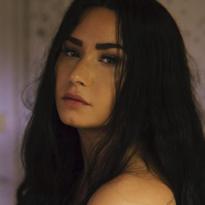 "Weeks before her overdose, Demi released a song called ""Sober."" (Photo: Instagram)"