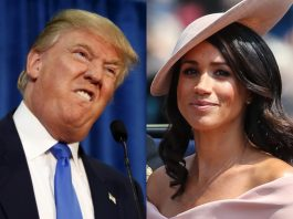 Donald Trump called Meghan Markle nasty. (Photo: WENN)