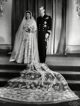 After Queen Elizabeth expressed concern because of how her father died from lung cancer, Philip quit smoking cold turkey the morning of their wedding. (Photo: Instagram)