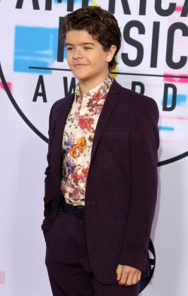 """""""Stranger Things"""" star Gaten Matarazzo is credited as both host and executive producer. (Photo: WENN)"""