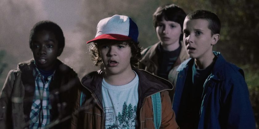 """This is Gaten Matarazzo's first big project following his success as Dustin in """"Stranger Things."""" (Photo: Release)"""