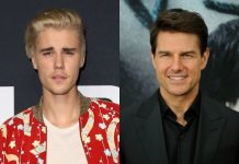 Justin Bieber challenged Tom Cruise to a UFC fight. (Photo: WENN)
