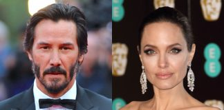 Are Keanu Reeves and Angelina Jolie dating? (Photo: WENN)