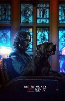 "Reeves recently returned as John Wick with the release of the third chapter of the saga, ""Parabellum."" (Photo: WENN)"