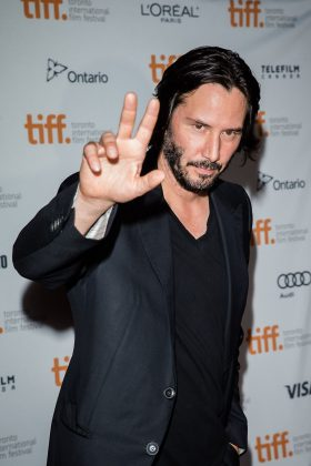 Keanu Reeves is notoriously private about his personal life. (Photo: WENN)