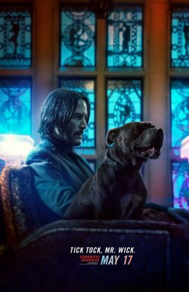 "Keanu Reeves just recently starred in ""John Wick 3."" (Photo: Release)"