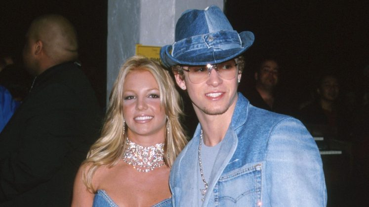 Justin Timberlake and Britney Spears were considered for the lead roles. In which case, the movie would've looked more like a 2001 AMAs red carpet. (Photo: Release)