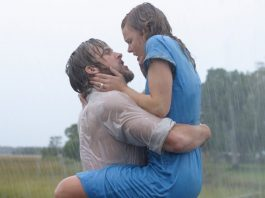 It was based on a true story. Nicholas Sparks' book was inspired on his then-wife Cathy's grandparents, who spent more than 60 years together. (Photo: Release)