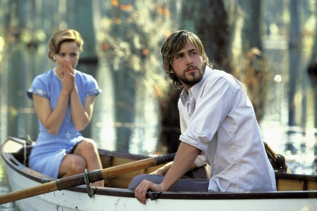 "There was almost a ""The Notebook"" TV show. It would have followed Allie and Noah's relationship during the late 1940's in North Carolina. But The CW never found a writer. (Photo: Release)"
