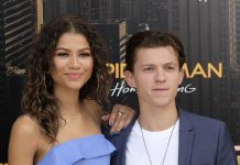 Tom Holland and Zendaya are definitely not dating. (Photo: WENN)