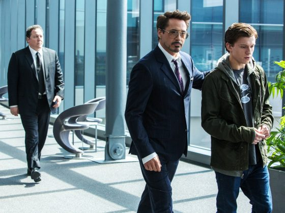 The fact that Tom Holland's relationship with Robert Downey Jr. is no different from Spider-Man's with Ironman is just too damn cute. (Photo: WENN)