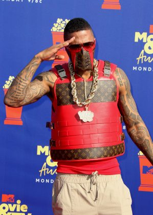 When the world eventually burns, at least Nick Cannon is going to be expensively prepared. (Photo: WENN)