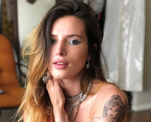Bella Thorne is pansexual. (Photo: Instagram)