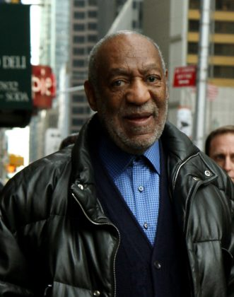 Some users compared the rapper to disgraced comedian Bill Cosby, who was sentenced to jail after being accused of drugging and assaulting women. (Photo: WENN)