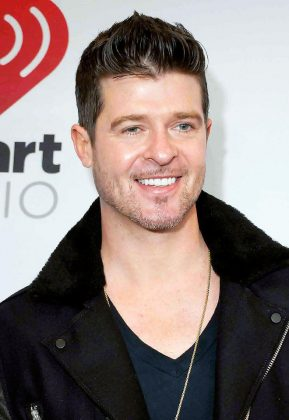 """Blurred Lines"" was controversial for many reasons, the main one being that Thicke and Williams were sued for copying the late Marvin Gaye's ""Got to Give It Up."" (Photo: WENN)"