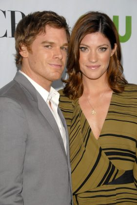 Michael C. Hall divorced his on-screen sister Jennifer Carpenter in 2011. Buy they had to keep up their contract by continuing working together until the end of Dexter. (Photo: WENN)