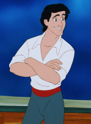 The singer is in early talks to play the male lead in the Disney's classic remake. (Photo: WENN)