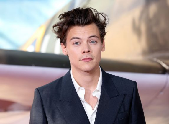 We may see Harry Styles as Prince Eric in the remake of The Little Mermaid. (Photo: WENN)