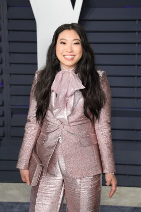 Awkwafina was cast as Scuttle, the seagull friend of the princess. (Photo: WENN)