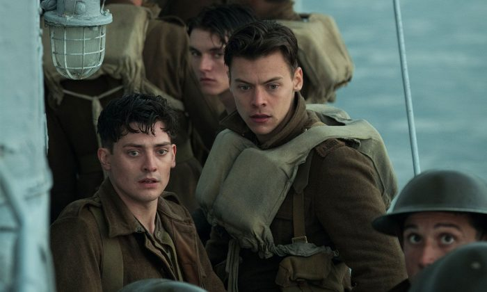 Harry Styles made his big screen debut in Christopher Nolan's Dunkirk. (Photo: WENN)