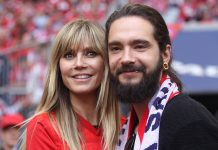 Heidi Klum married Tom Kaulitz. (Photo: WENN)