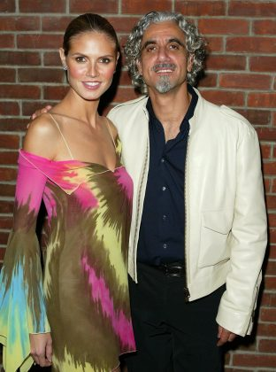 Heidi Klum's first marriage was to stylist Ric Pipino from 1997 to 2002. (Photo: WENN)