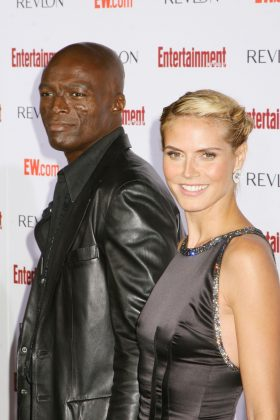 She then married musician Seal from 2005 to 2014. (Photo: WENN)