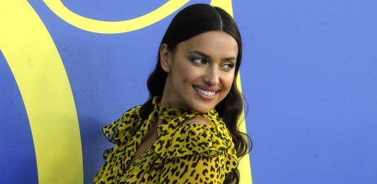 Irina Shayk went out on a date after splitting up from Bradley Cooper. (Photo: WENN)
