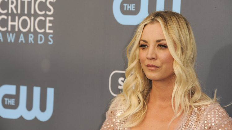 Kaley Cuoco's new show is a bold shift from comedy to drama. (Photo: WENN)