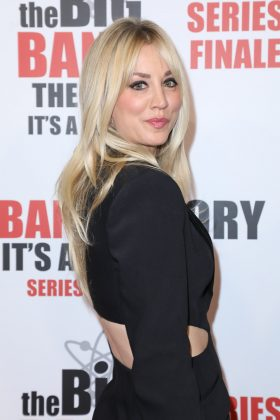 "Kaley Cuoco will star in Warner Bros.' new streaming exclusive show, ""The Flight Attendant."" (Photo: WENN)"