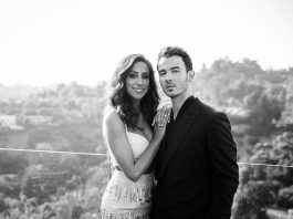 In honor of their 10-year wedding anniversary, here's a look back at the 10 cutest Instagrams of Kevin and Danielle Jonas. (Photo: Instagram)