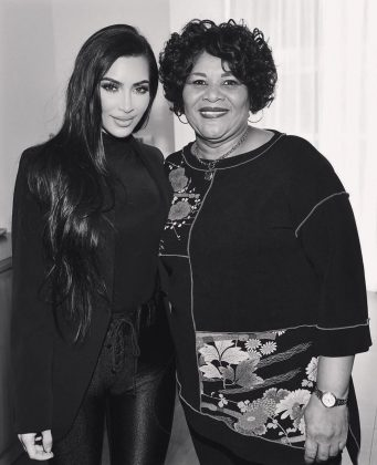 In 2018, Kim Kardashian helped free Alice Marie Johnson, a first-time nonviolent drug offender who had been serving a life sentence since 1996. (Photo: Instagram)