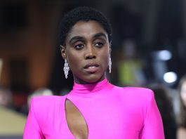 Lashana Lynch will be the first black and female 007. (Photo: WENN)