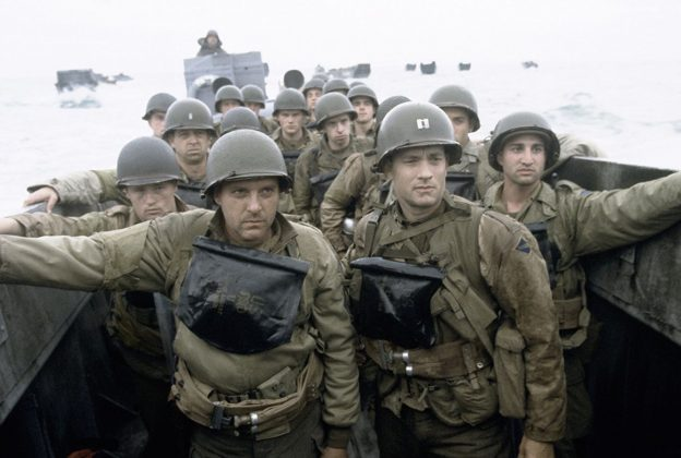 Saving Private Ryan—This Steven Spielberg-directed film about a group of soldiers trying to save the last of four brothers is the pinnacle of what war films can be. (Photo: Release)